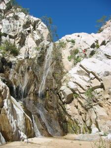 La Ventana Waterfall