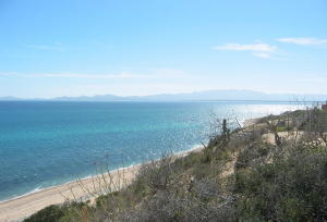 La Ventana Bay in Baja