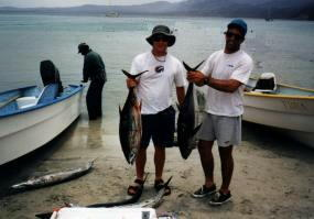 Fishing in La Ventana near La Paz BCS